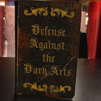 harry potter inspired - Defense Against the Dark Arts -  Nook Color Case