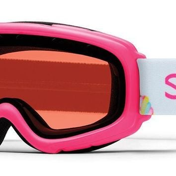 Smith - Gambler Pink Popsicles Snow Goggles / RC36 Lenses