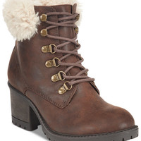 Cliffs by White Mountain Trident Booties - White Mountain - Shoes - Macy's