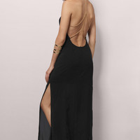 Keep The Faith Maxi Dress