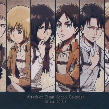 Cool Attack on Titan  Ship Fashion Levi Warrior   armin Wallpapers Custom  Canvas Poster Wall Stickers Home Decor #PN#156# AT_90_11