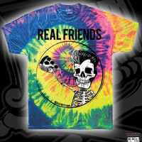 RF PIZZA TIE DYE TEE - All In Merchandise