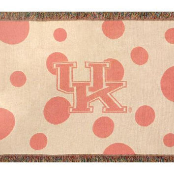 Throw Blanket - University Of Kentucky