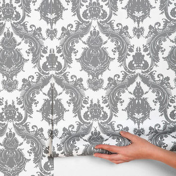 urban outfitters damsel wallpaper from urban outfitters. Black Bedroom Furniture Sets. Home Design Ideas