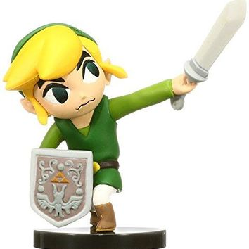 Medicom Nintendo Ultra Detail Figure Series 1: The Legend of Zelda: The Wind Waker Link UDF Action Figure