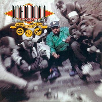 Diamond & The Psychotic Neurotics - Stunts, Blunts & Hip Hop [2LP] ( (180 Gram Audiophile Vinyl, hard-to-find classic hip hop album, originally only out on promo, now finally available again, import)