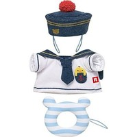 San-X Costume Dress - Marine Uniform (for Your Rilakkuma or Korilakkuma) MP93901