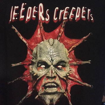 Jeepers Creepers - The Creep T-shirt *FREE SHIPPING* Exclusive Design