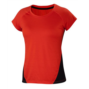 Ibex W2 Sport T-Shirt - Short-Sleeve - Women's