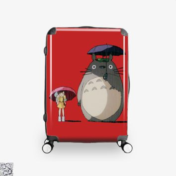 Umbrella Rainy Day Bus Stop, My Neighbour Totoro Suitcase