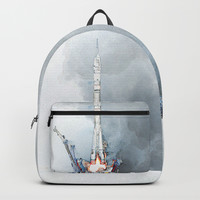 Rocket fev23 Backpack by anipani
