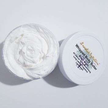 All Natural Whipped Body Butter for Men