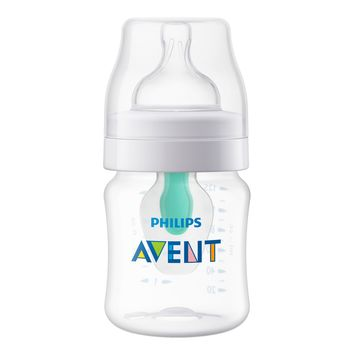 Philips Avent Anti-colic Bottle with Insert 4oz - Clear