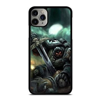 WARHAMMER BLACK TEMPLAR  iPhone Case Cover