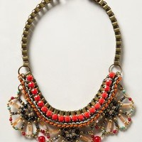 Vivant Necklace by Pam Hiran Red One Size Necklaces