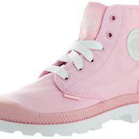 Palladium Blanc Hi Women's Canvas Casual Boots Combat