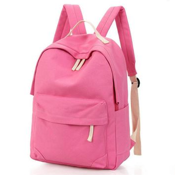 New Women Backpacks For Teenage Teen Girls Canvas Backpack Feminine Backpack School Bagpack Girl Mochila Feminina Bag