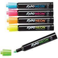 Neon Dry Erase Markers