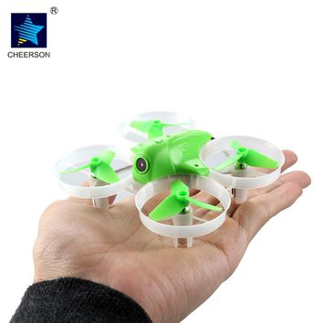 Original Cheerson CX-95W RC Helicopter TINY Droni With WiFi FPV Camera Racing Mini UFO Quadcopter Dron RTF Pocket Drone VS X600