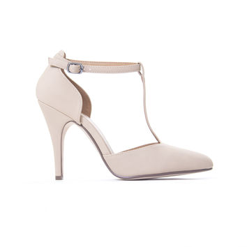 Sole Mate Heels In Beige
