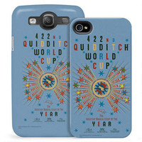 Harry Potter Quidditch World Cup Event Phone Case for iPhone and Galaxy |