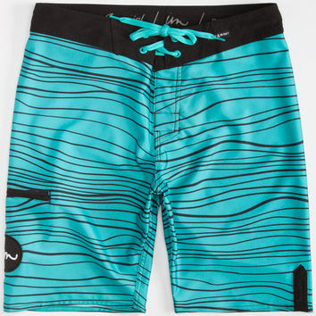 Imperial Motion Hanger Mens Boardshorts Teal Green  In Sizes