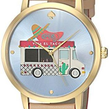 Women's Grand Metro Watch kate spade watches Water resistant to
