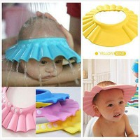 Adjustable Bathing Visor Cap