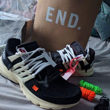 DCCKIN2 Nike X Off White Presto Size UK 11 Deadstock