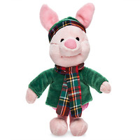 "Disney Store Share Magic Piglet Mini Bean Bag 8"" Holiday Plush New with Tags"