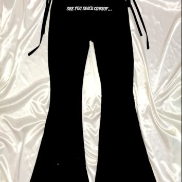 SWEET LORD O'MIGHTY! SPACE COWBOY GSTRING PANT