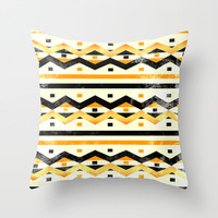 KORUBO Throw Pillow by Chrisb Marquez