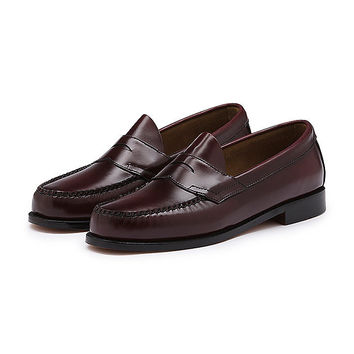 Logan Weejuns in Burgundy by G.H. Bass & Co.