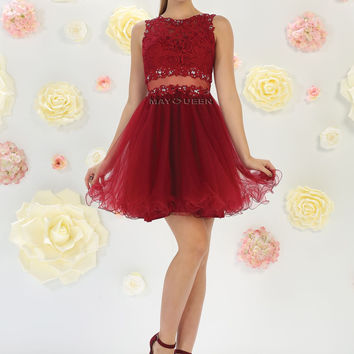 Short Prom Formal Homecoming Dress 2018