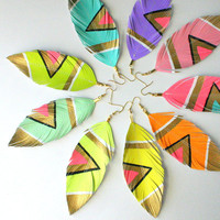 SALE  Neon Aztec  Assorted Pastel Candy Colors  YOU by lovesexton