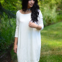 Softie Tunic- Ivory