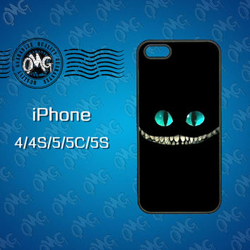 iphone 5s case , iphone 5c case , iphone 5 case , iphone 4s case , iphone 4 case , iphone case , iphone cover , Wonderland Cat