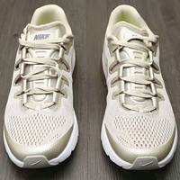 Nike Air Vapormax Flykint Men Running Sport Casual Shoes Sneakers Beige G-A0-HXYDXPF