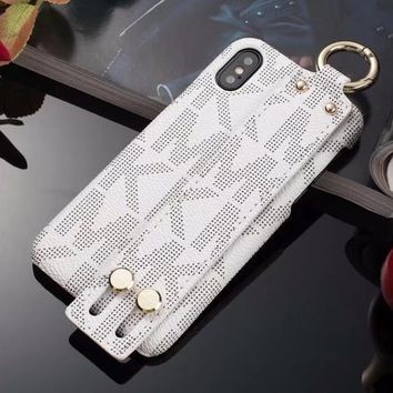 MK iPhone case For iPhone X,6/6s,6Plus/6sPlus, iphone7/7Plus,8/8 Plus