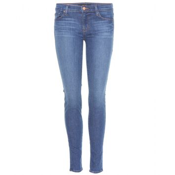 j brand - 910 low-rise skinny jeans