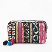Tapestry Cosmetic Case - Urban Outfitters