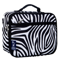 Zebra Lunch Box - 33405