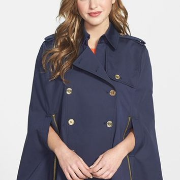 Women's MICHAEL Michael Kors Trench Cape