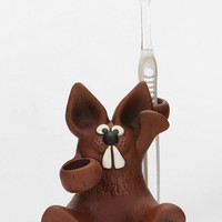 Urban Outfitters - Woodchuck Toothbrush Holder