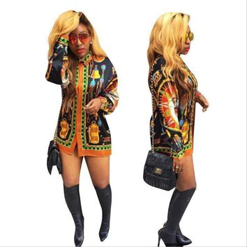 New African Print Elastic Bazin Baggy Pants Rock Style Dashiki short SLeeve Famous Suit For Lady