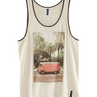 Tank Top - from H&M