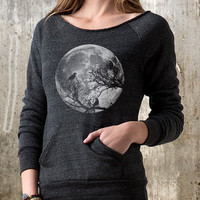 Moon & Ravens Sweater