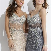 Rachel Allan - 6672 - Prom Dress - Homecoming - Rachel Allan 6672