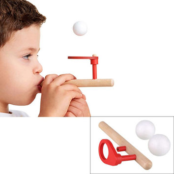 Montessori Materials Baby Wooden Toys Schylling Blow Hobbies Outdoor Fun Sports Toy Ball Foam Floating Ball