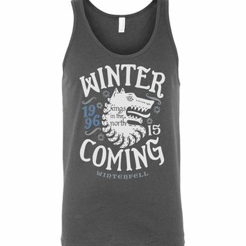 House in the North Unisex Tank Top